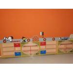 MOBILE COMPOSIZIONE COMIC CM. 480x30x110 (H)