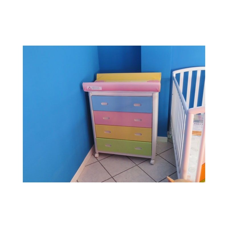 ... MOBILE BABY BATH/CHANGING TABLE ARIEL CM.