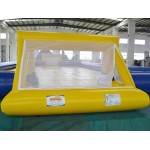 INFLATABLE FOOTBALL SPEND FANTASTIC EVENINGS MT. 20 X 10