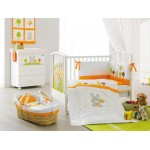 BED SMART WOOD CM. 133x72x101 (H)