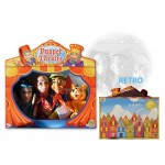 PUPPETS PINOCCHIO SET OF 4 PCS.