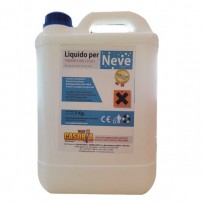 LIQUID FOR SNOW MACHINE - 5 KG