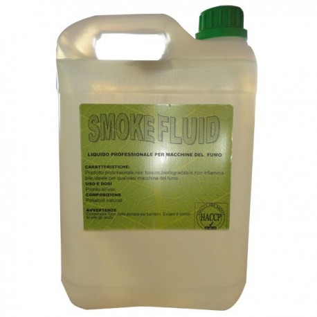 LIQUID FOR SMOKE MACHINE - 5 KG