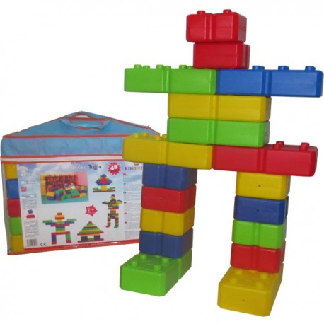 SET MAXI CONSTRUCTION 48 PIECES