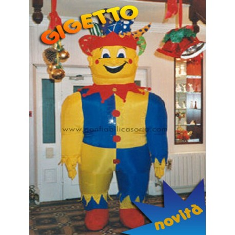 COSTUME INFLATABLE GIGETTO 3 MT (H)