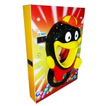 SOFTPLAY PENGUIN CM. 99,5 X  43,5 X 136 (H)