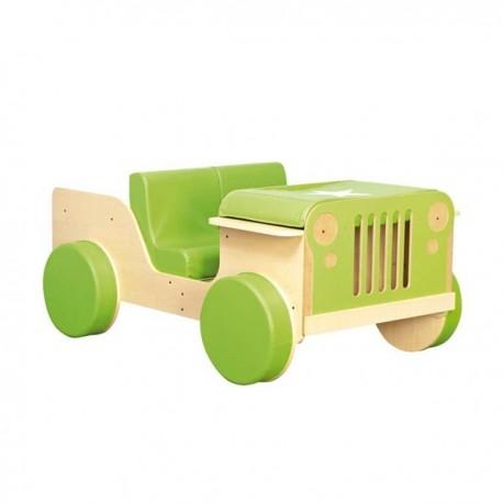 CAR JEEP CM. 178x107x72 (H)