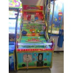 KID BASKETBALL WITH THE TICKET AND COIN MECHANISM CM. 163 X 76 X 160 (H)