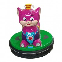 SUBJECT TO BATTERY CATTY WITH THE JOYSTICK AND COIN MECHANISM CM. 75 X 75 X 73 (H)