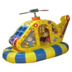 HELICOPTER CM. 280 X 150 X 230 (H)