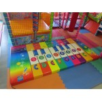 TAPPETO MUSICALE CM. 230 X 110 X 10 (SP)