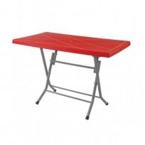 TABLE ADULTS RETT FOLDING CM. 65x115x73 (H)
