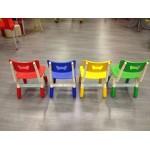 CHAIR KIDS BUTTERFLY PLASTIC H REG CM 27-31 CM. 32 X 35 X 50-54 (H)
