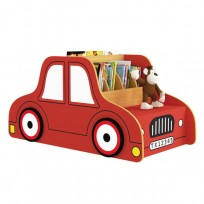 MOBILE LIBRERIA CAR CM. 120x63x63 (H)