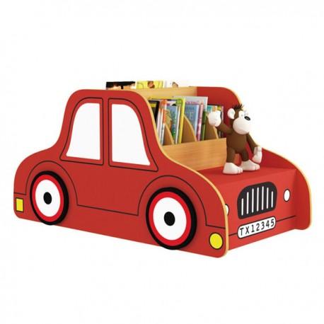 MOBILE LIBRERIA CAR CM. 120x63x63 (H)