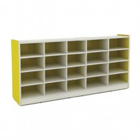 MOBILE PITA SHOE CABINET WITH 20 BOXES CM. 120x25x65 (H)