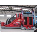 PERCORSO SUPER CAR MT. 4,7 X 8  X 5 (H)