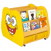 MOBILE LIBRARY SPONGEBOB CM. 60x75x60 (H)