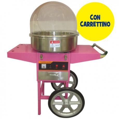MACCHINA ZUCC. FILATO CON CARRETTINO E CASSETTO CM. 52 X 52 X 85 (H)