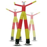 AIR MAN JOLLY DOPPIA GAMBA 6 MT.