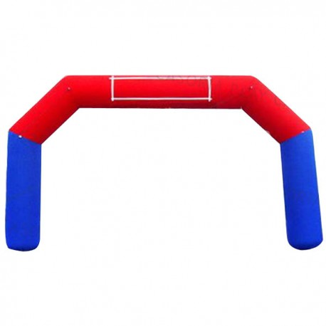 INFLATABLE ARCH 6-M RED-BLUE