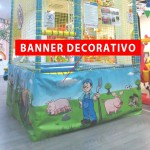 RICAMBIO - STAMPA BANNER DIM: CM 830 X 84 (H)