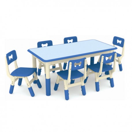 TABLE RETT FAIRY H REG CM 120x60x48-60 (H)