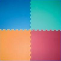 TILE ANTINFORT. FOR INTERNAL INTERLOCKING PUZZLE DIM. CM. 100 X 100 X 2 (H)