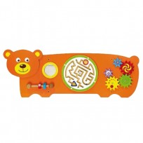 PANEL TEDDY BEAR CM. 91x32x6 (sp)