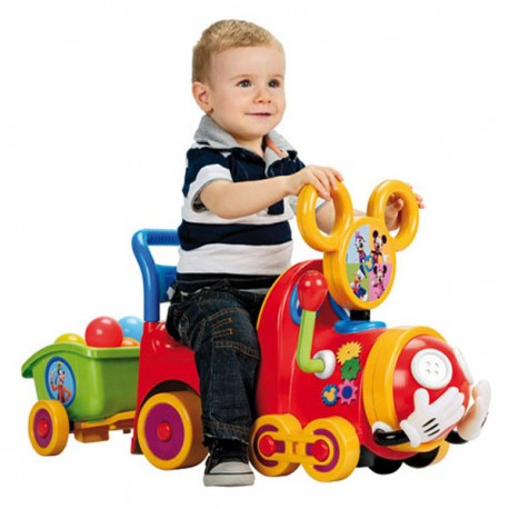 TRAIN CHOO CHOO MICKEY CM. 85 X 29 X 45 (H)