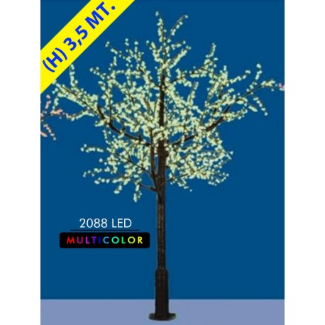 CHERRY CHERRY LED MAXI-2088 LED Ø MT. 2.6 X 3.5 MM (H) MULTICOLOR