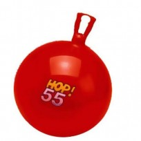 BALL HOP IS A 55-RED