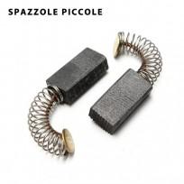 RICAMBIO MACC. ZUCC. FILATO - SPAZZOLE PICCOLE DIM MM. 5 X 6 X 13