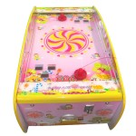 AIR HOCKEY PER BAMBINI DIM CM. 74 X 143 X 80 (H)