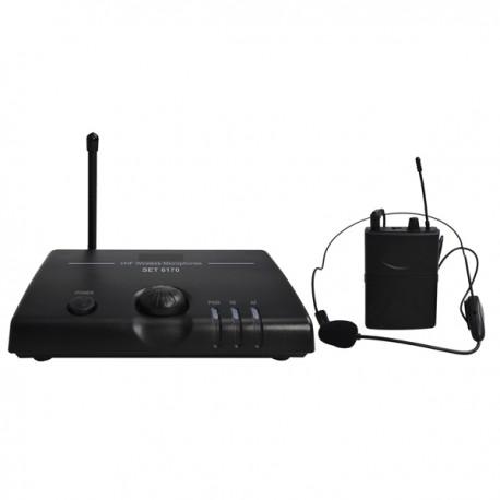 RADIOMICOROFONO AD ARCHETTO VHF-