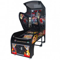 GAME BASKETBALL DELUXE WITH COIN MECHANISM AND DISPENSER TICKET CM. 100 X 246 X 260 (H)