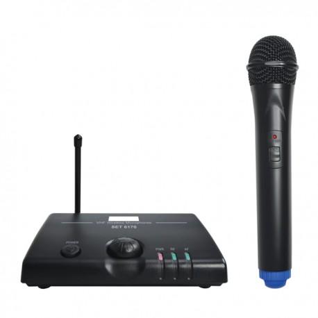 RADIOMICOROFONO PALMARE VHF