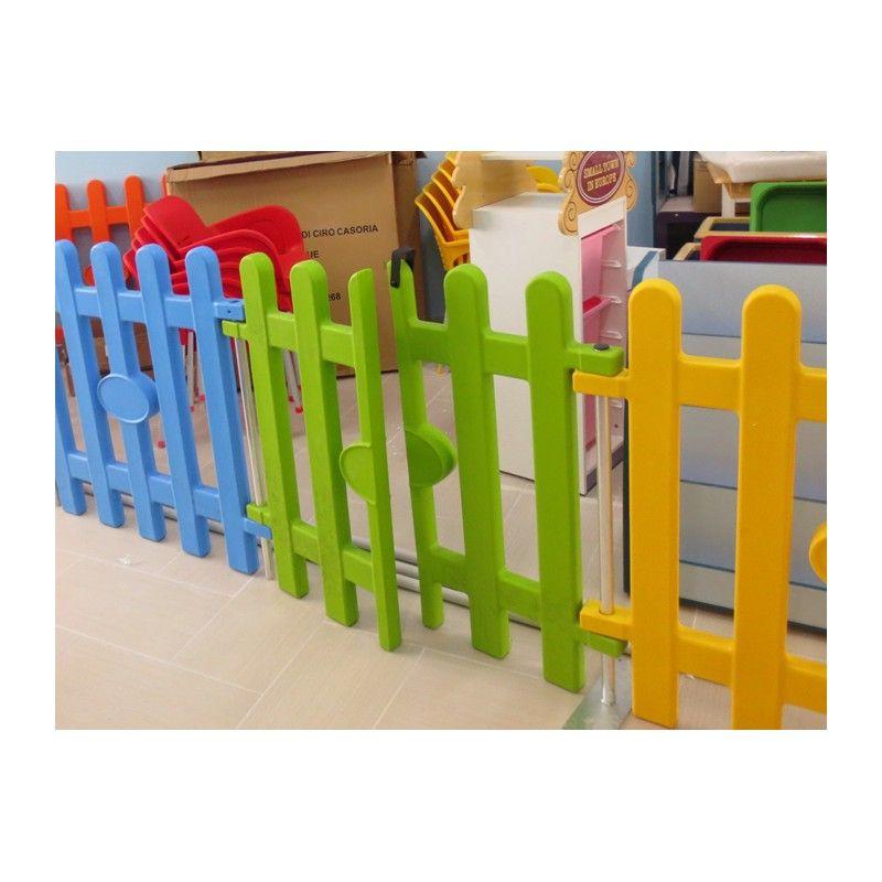Cancelletto apri chiudi per staccionata play casoria for Cancelletto bambini usato