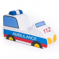 CHAIR SOFT AMBULANCE NV CM. 95x30x45 (H)