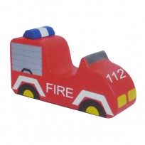 CHAIR SOFT FIRE TRUCK NV CM. 95x30x45 (H)