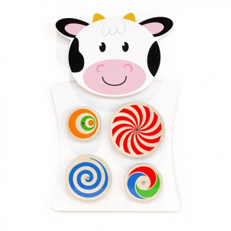 PANNELLO MUCCA CANDY CM. 36x55x3,5 (sp)