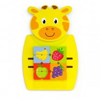 PANEL COW FRUIT CM. 36x55x3,5 (sp)