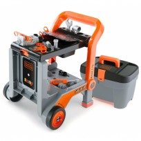 TOOLS KIT WITH CASE AND ACCESSORIES DIM CM. 33 X 32 X 59 (H)