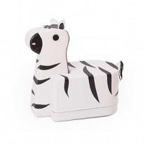 CHAIR SOFT ZEBRA NV CM. 34x60x60 (H)