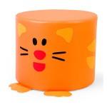 POUF CAT SOFT CM. 35x30 (H)