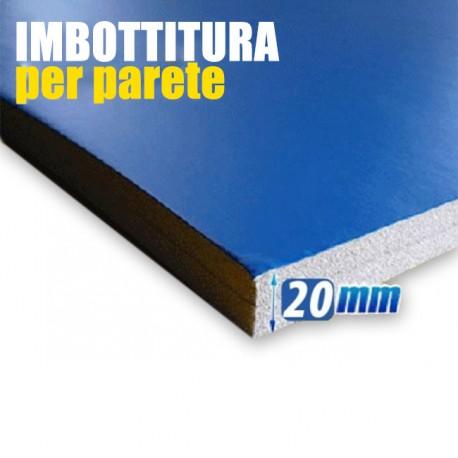 PANNELLO ANTITRAUMA PARETE CM. 114 x 200 x 20 mm (SP)