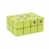SET CUBES SOFT 24 PIECES MAT NV CM. 15x15x15 (H)