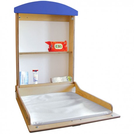 BABY CHANGING TABLE SPACE-SAVING WALL CM. 14x60x105 (H)