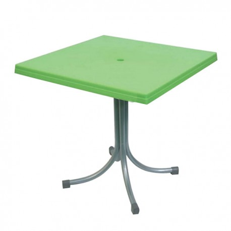 TABLE ADULTS QUAD ALADDIN CM. 75x75x73 (H)