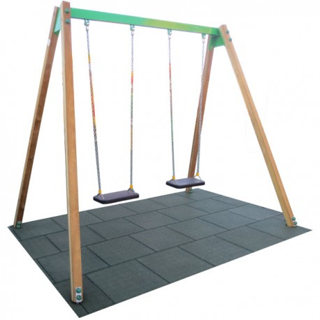 SWING 2 PT TAV MT. 1.9 X 3 X 2.3 (H)